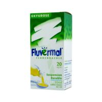 FLUVERMAL 2 % Susp buv Fl/30ml