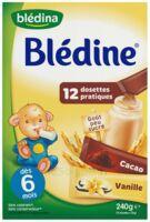 Blédine Vanille/Cacao 12 dosettes de 20g à CHÂLONS-EN-CHAMPAGNE