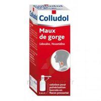 COLLUDOL Solution pour pulvérisation buccale en flacon pressurisé Fl/30 ml + embout buccal à CHÂLONS-EN-CHAMPAGNE