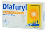 DIAFURYL 200 mg, gélule à CHÂLONS-EN-CHAMPAGNE