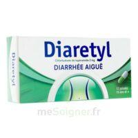 DIARETYL 2 mg, gélule à CHÂLONS-EN-CHAMPAGNE