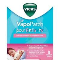 VICKS VAPOPATCH ENFANTS à CHÂLONS-EN-CHAMPAGNE