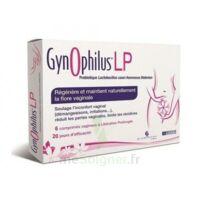 Gynophilus LP Comprimés vaginaux B/6 à CHÂLONS-EN-CHAMPAGNE