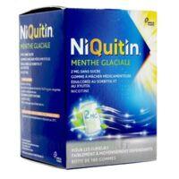 NIQUITIN 2 mg Gom à mâcher médic menthe glaciale sans sucre Plq PVC/PVDC/Alu/100