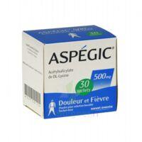 ASPEGIC 500 mg, poudre pour solution buvable en sachet-dose 30 à CHÂLONS-EN-CHAMPAGNE