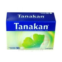 TANAKAN 40 mg, comprimé enrobé PVC/alu/90 à CHÂLONS-EN-CHAMPAGNE