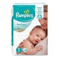 PAMPERS PROCARE PREMIUM Couche protection T1 2-5kg Paq/38 à CHÂLONS-EN-CHAMPAGNE
