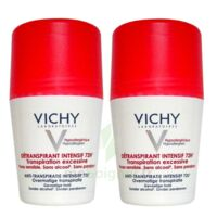 VICHY Déodorant bille détranspirant, traitement intensif à CHÂLONS-EN-CHAMPAGNE