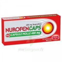 Nurofencaps 400 Mg Caps Molle Plq/10 à CHÂLONS-EN-CHAMPAGNE