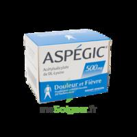 Aspegic 500 Mg, Poudre Pour Solution Buvable En Sachet-dose 20 à CHÂLONS-EN-CHAMPAGNE
