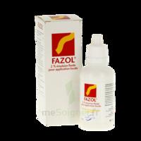 FAZOL 2 POUR CENT, émulsion fluide pour application locale à CHÂLONS-EN-CHAMPAGNE