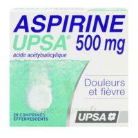 ASPIRINE UPSA 500 mg, comprimé effervescent à CHÂLONS-EN-CHAMPAGNE