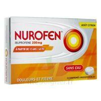 Nurofen 200 Mg, Comprimé Orodispersible à CHÂLONS-EN-CHAMPAGNE