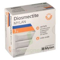 DIOSMECTITE MYLAN 3 g Pdr susp buv 30Sach/3g à CHÂLONS-EN-CHAMPAGNE