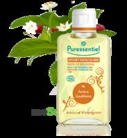 Puressentiel Articulations & Muscles Huile de massage BIO** Effort Musculaire - Arnica - Gaulthérie - 100 ml à CHÂLONS-EN-CHAMPAGNE