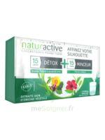 Naturactive Détox Stick Fluide 15 Sticks + Minceur Stick Fluide 15 Sticks à CHÂLONS-EN-CHAMPAGNE