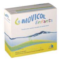 MOVICOL ENFANTS, poudre pour solution buvable en sachet-dose à CHÂLONS-EN-CHAMPAGNE