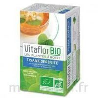 Vitaflor Bio Tisane Serenité à CHÂLONS-EN-CHAMPAGNE
