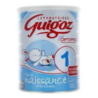 GUIGOZ 1, bt 800 g à CHÂLONS-EN-CHAMPAGNE