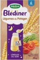 Blédina Blédîner Céréales Légumes Du Potager 240g à CHÂLONS-EN-CHAMPAGNE