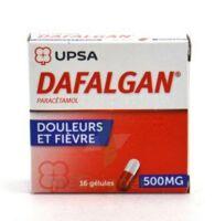 DAFALGAN 500 mg Gélules 2plq/8 (16) à CHÂLONS-EN-CHAMPAGNE