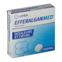 EFFERALGANMED 500 mg, comprimé effervescent sécable à CHÂLONS-EN-CHAMPAGNE