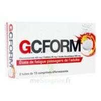GCFORM, comprimé effervescent à CHÂLONS-EN-CHAMPAGNE