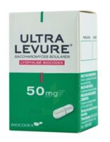Ultra-levure 50 Mg Gélules Fl/50 à CHÂLONS-EN-CHAMPAGNE