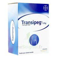 TRANSIPEG 5,9g Poudre solution buvable en sachet 20 Sachets à CHÂLONS-EN-CHAMPAGNE