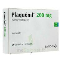 PLAQUENIL 200 mg, comprimé pelliculé à CHÂLONS-EN-CHAMPAGNE