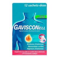 GAVISCONELL Suspension buvable sachet-dose menthe sans sucre 12Sach/10ml à CHÂLONS-EN-CHAMPAGNE