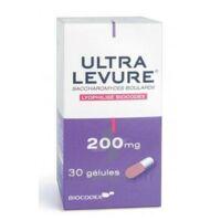 ULTRA-LEVURE 200 mg Gélules Fl/30 à CHÂLONS-EN-CHAMPAGNE