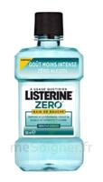 Listerine Zéro Bain bouche 250ml à CHÂLONS-EN-CHAMPAGNE