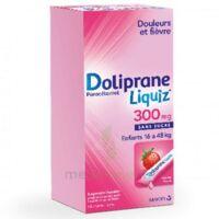 Dolipraneliquiz 300 mg Suspension buvable en sachet sans sucre édulcorée au maltitol liquide et au sorbitol B/12 à CHÂLONS-EN-CHAMPAGNE