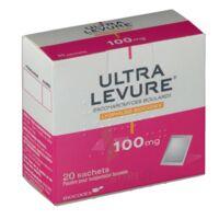 ULTRA-LEVURE 100 mg Poudre pour suspension buvable en sachet B/20 à CHÂLONS-EN-CHAMPAGNE