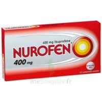 NUROFEN 400 mg Comprimés enrobés Plq/12 à CHÂLONS-EN-CHAMPAGNE