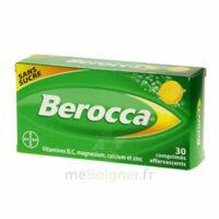 Berocca Comprimés effervescents sans sucre T/30 à CHÂLONS-EN-CHAMPAGNE