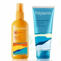 Polysianes SPF30 Spray lacté 150ml + Gelée fraîche 200ml à CHÂLONS-EN-CHAMPAGNE
