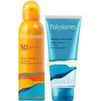 Polysianes SPF50 Spray velouté 150ml + Gelée fraîche 200ml à CHÂLONS-EN-CHAMPAGNE