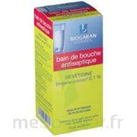 HEXETIDINE BIOGARAN CONSEIL 0,1 % Solution bain bouche 200ml à CHÂLONS-EN-CHAMPAGNE