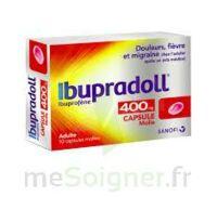 IBUPRADOLL 400 mg Caps molle Plq/10 à CHÂLONS-EN-CHAMPAGNE