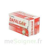 DAFALGAN 1000 mg Comprimés effervescents B/8 à CHÂLONS-EN-CHAMPAGNE