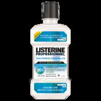 Listerine Professionnel Bain bouche traitement sensibilité 500ml à CHÂLONS-EN-CHAMPAGNE