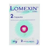 LOMEXIN 600 mg Caps molle vaginale Plq/2 à CHÂLONS-EN-CHAMPAGNE