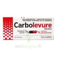 CARBOLEVURE Gélules adulte Plq/30 à CHÂLONS-EN-CHAMPAGNE