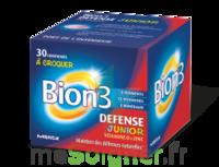 Bion 3 Défense Junior Comprimés à croquer framboise B/30 à CHÂLONS-EN-CHAMPAGNE