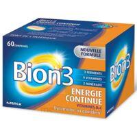 Bion 3 Energie Continue Comprimés B/60 à CHÂLONS-EN-CHAMPAGNE