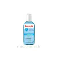 Baccide Gel mains désinfectant sans rinçage 75ml à CHÂLONS-EN-CHAMPAGNE