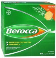 Berocca Comprimés effervescents sans sucre T/60 à CHÂLONS-EN-CHAMPAGNE