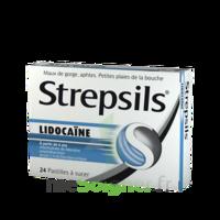 Strepsils lidocaïne Pastilles Plq/24 à CHÂLONS-EN-CHAMPAGNE